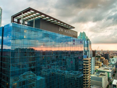 JW Marriott Austin and the city have a pulse on the latest industry trends
