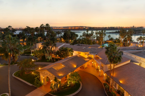 Plan your next event in San Diego
